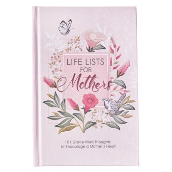 Life Lists for Mothers Giftbook