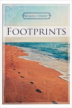 Words of Hope: Footprints