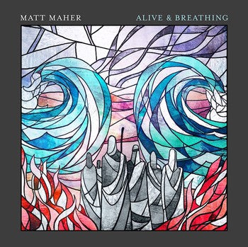 Alive & Breathing - CD