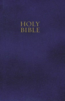 KJV Gift & Award Bible - Navy