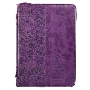Bible Cover - Faith