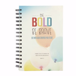 Grid Dot Journal - Be Bold
