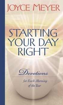 Starting Your Day Right Devotional (Hardcover)