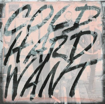 Cold Hard Want CD