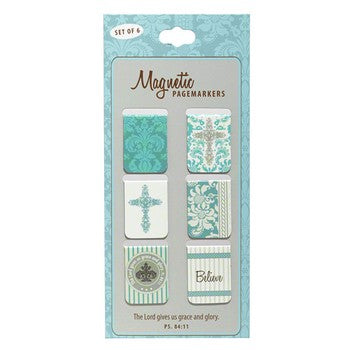 Magnetic Pagemarker Set - Believe