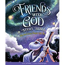 Friends With God Story Bible (Hardcover)