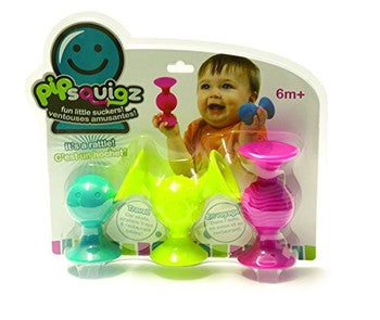 Pip Squigz Baby Toys