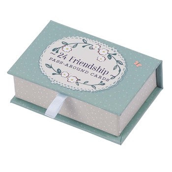 Boxed Friendship Cards - Set of 6