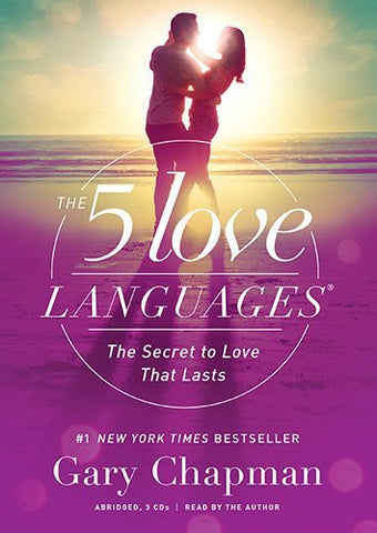5 Love Languages Audio CD