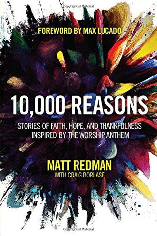 10,000 Reasons: Stories of Thankfulness in the Storm