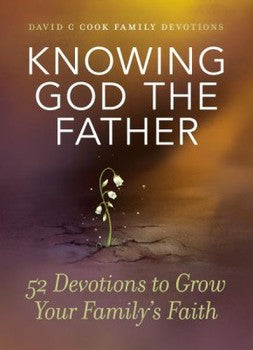 Knowing God The Father Devotional (Hardcover)