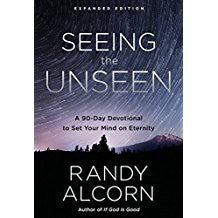 Seeing the Unseen Devotional
