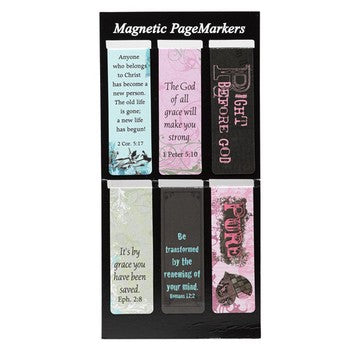 Magnetic Pagemarker Set - Grace
