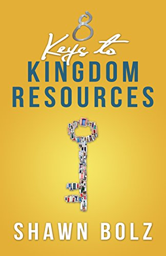 8 Keys to Heaven's Resources