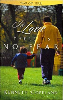 In Love There is No Fear Minibook