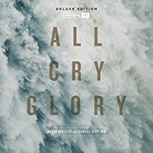 All Cry Glory CD