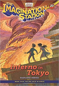 The Imagination Station #20: Inferno in Tokyo