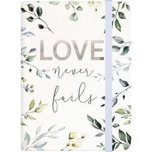 Notebook - Love Never Fails