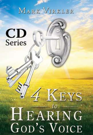 4 Keys to Hearing God's Voice (CD Set)