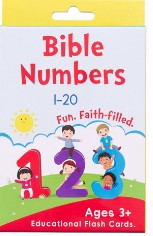 Flashcards - Bible Numbers