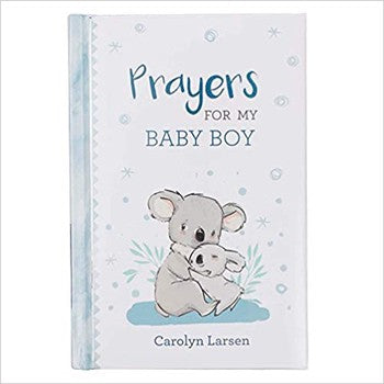 Prayers for My Baby Boy (Hardcover)