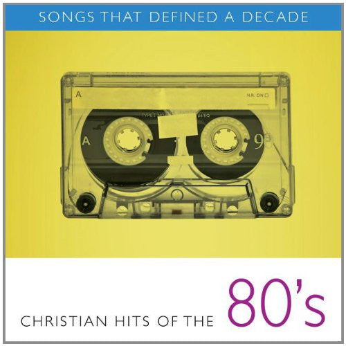 Christian Hits of the 80's CD