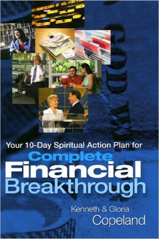 10 Day Spiritual Action Plan for Complete Financial Breakthrough
