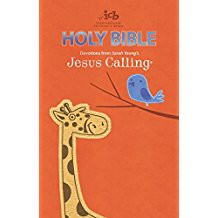 ICB Jesus Calling Bible for Children - Imitation Leather