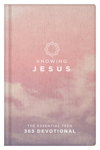 Knowing Jesus - Pink