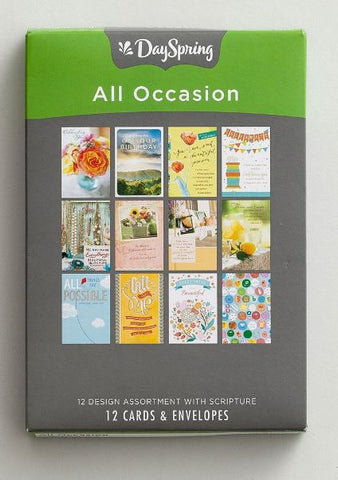 Boxed Cards - All Occasion Dayspring