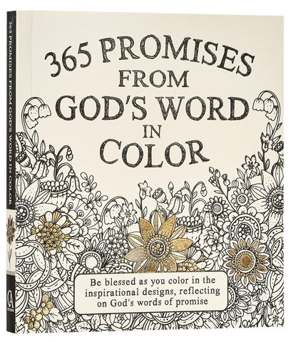 365 Promises From God's Word In Colour