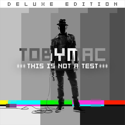 This Is Not A Test - Deluxe Edition CD