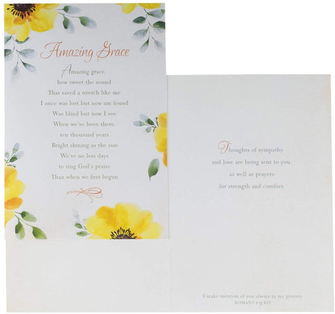 Boxed Cards - Sympathy Hymns