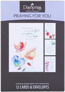 Boxed Cards - Praying For You Roy Lessin