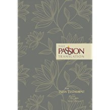The Passion Translation New Testament - Floral Hardcover
