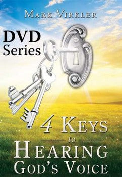 4 Keys to Hearing God's Voice (DVD Set)