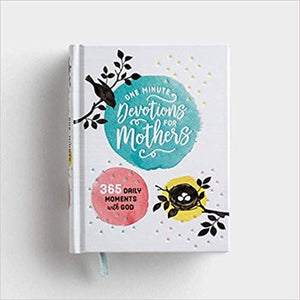 One Minute Devotions for Mothers (Hardcover)