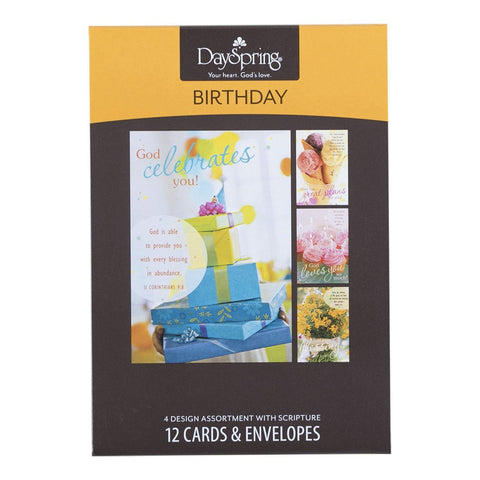 Boxed Cards - Birthday Sweet