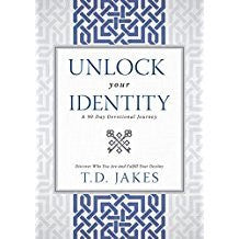Unlock Your Identity Devotional