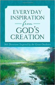 Everyday Inspiration from God's Creation Devotional
