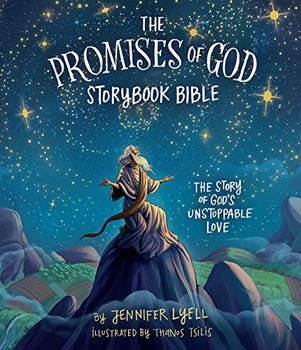The Promises of God Storybook Bible (Hardcover)
