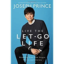 Live The Let-Go Life (Hardcover)