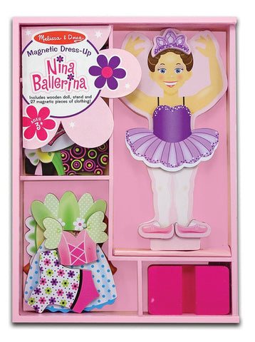 Ballerina Dress-Up Mix 'n Matc