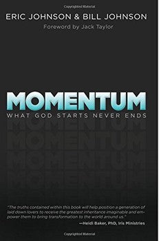 Momentum: What God Starts Never Ends