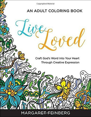 Colouring Book - Live Loved