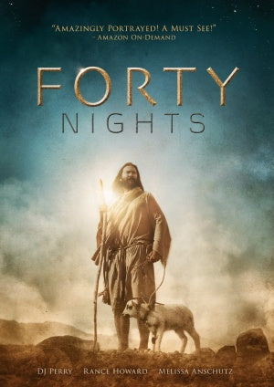 Forty Nights DVD