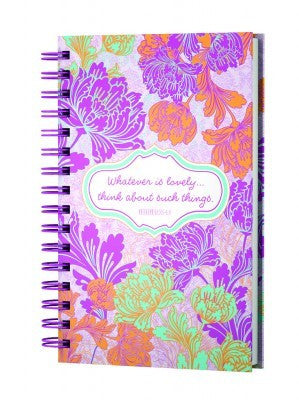 Journal - Lovely Floral