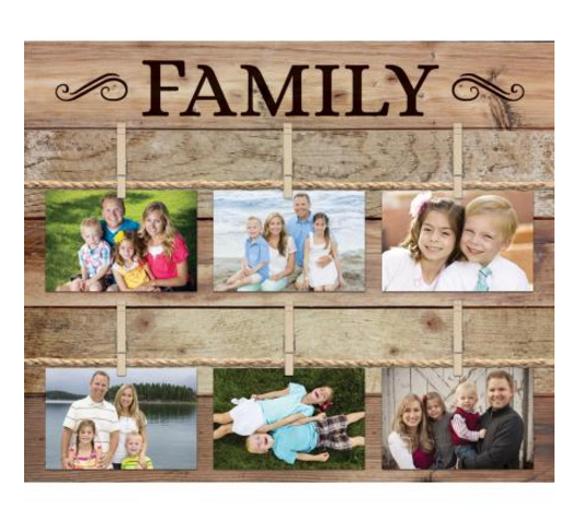 Photo Board - Family
