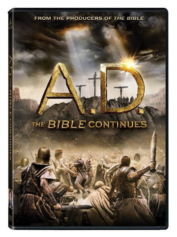 A.D The Bible Continues