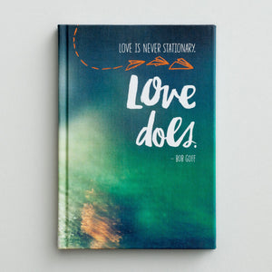 Journal - Love Does
